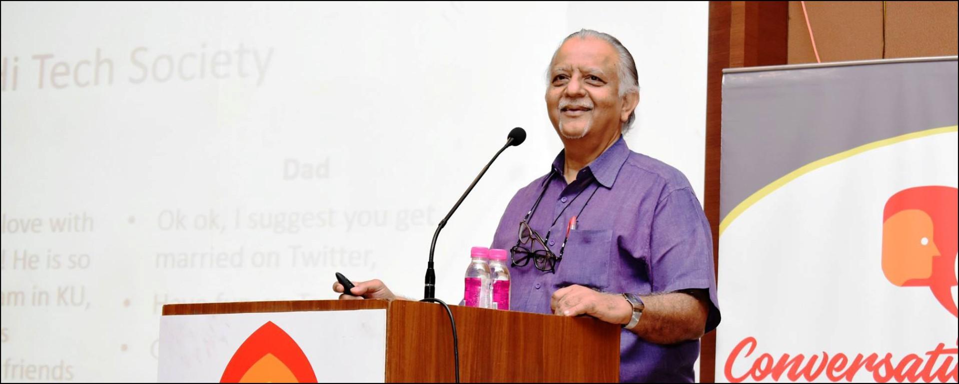 Sunil Parekh Image