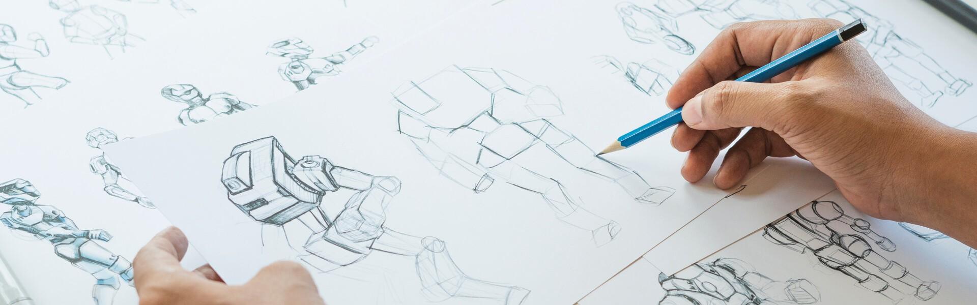 Animation & Motion Graphics Image