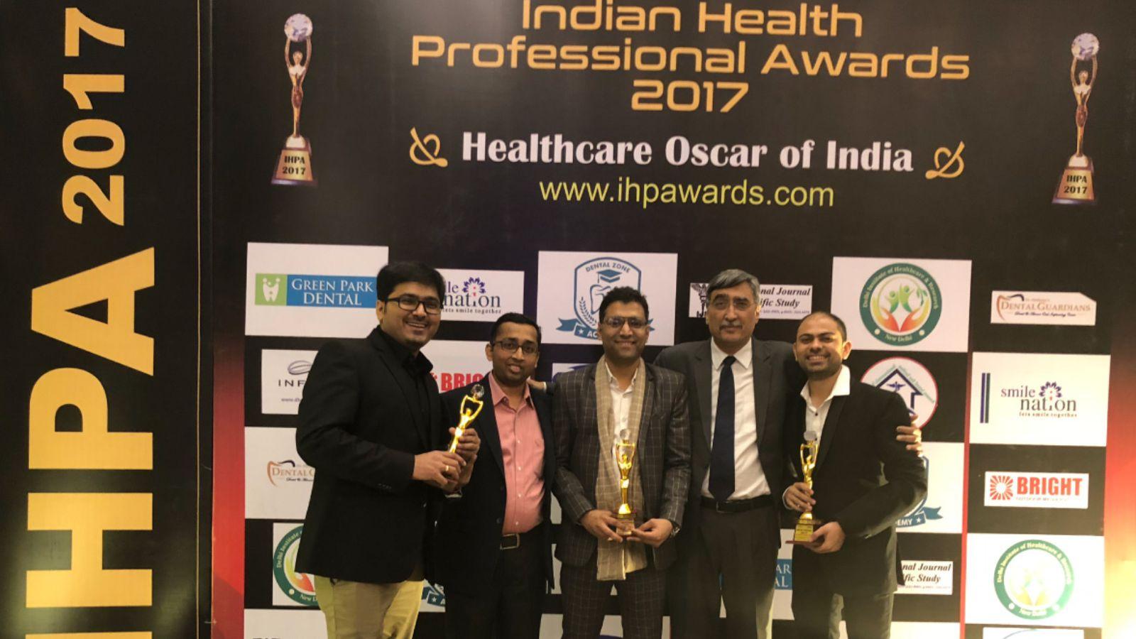 KSD – Indian Health Professional Awards 2017 Image