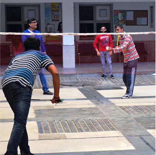 Sports Life at Karnavati University