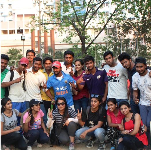 Sports Team at Karnavati University