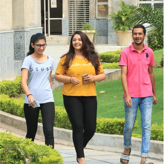 Life at Karnavati University