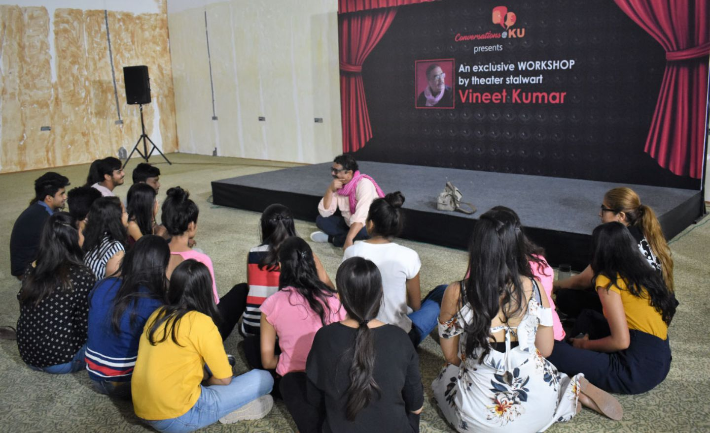 Shri Vineet Kumar's Theatre Workshop Image