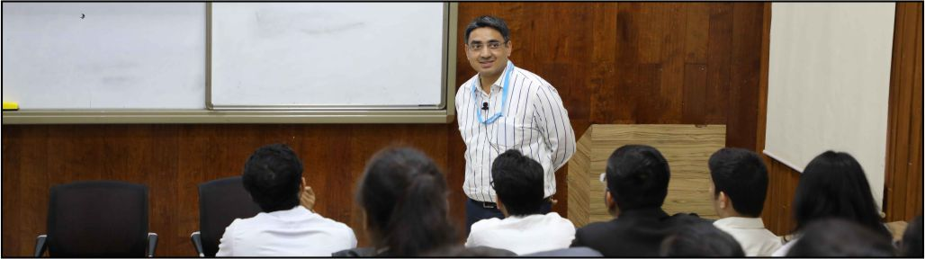 Workshop by UNICEF India's CP Specialist, Vedprakash Gautam Image