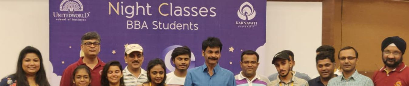 Night Class for BBA students Image