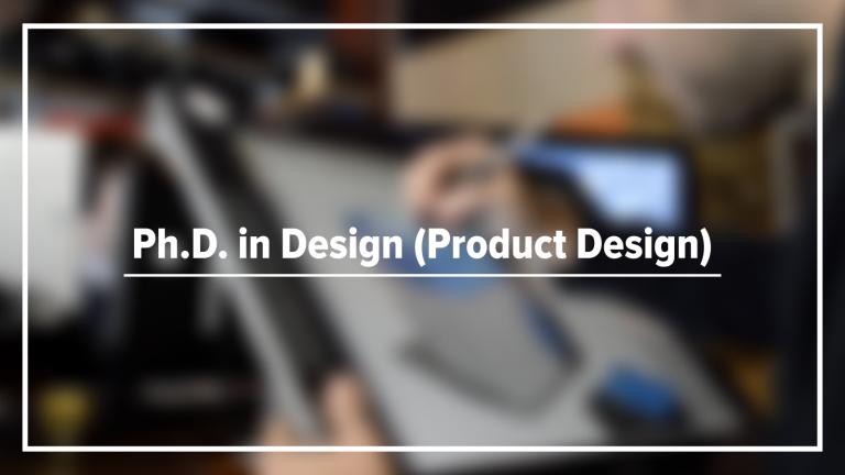 Ph.D. In Design - Karnavati University