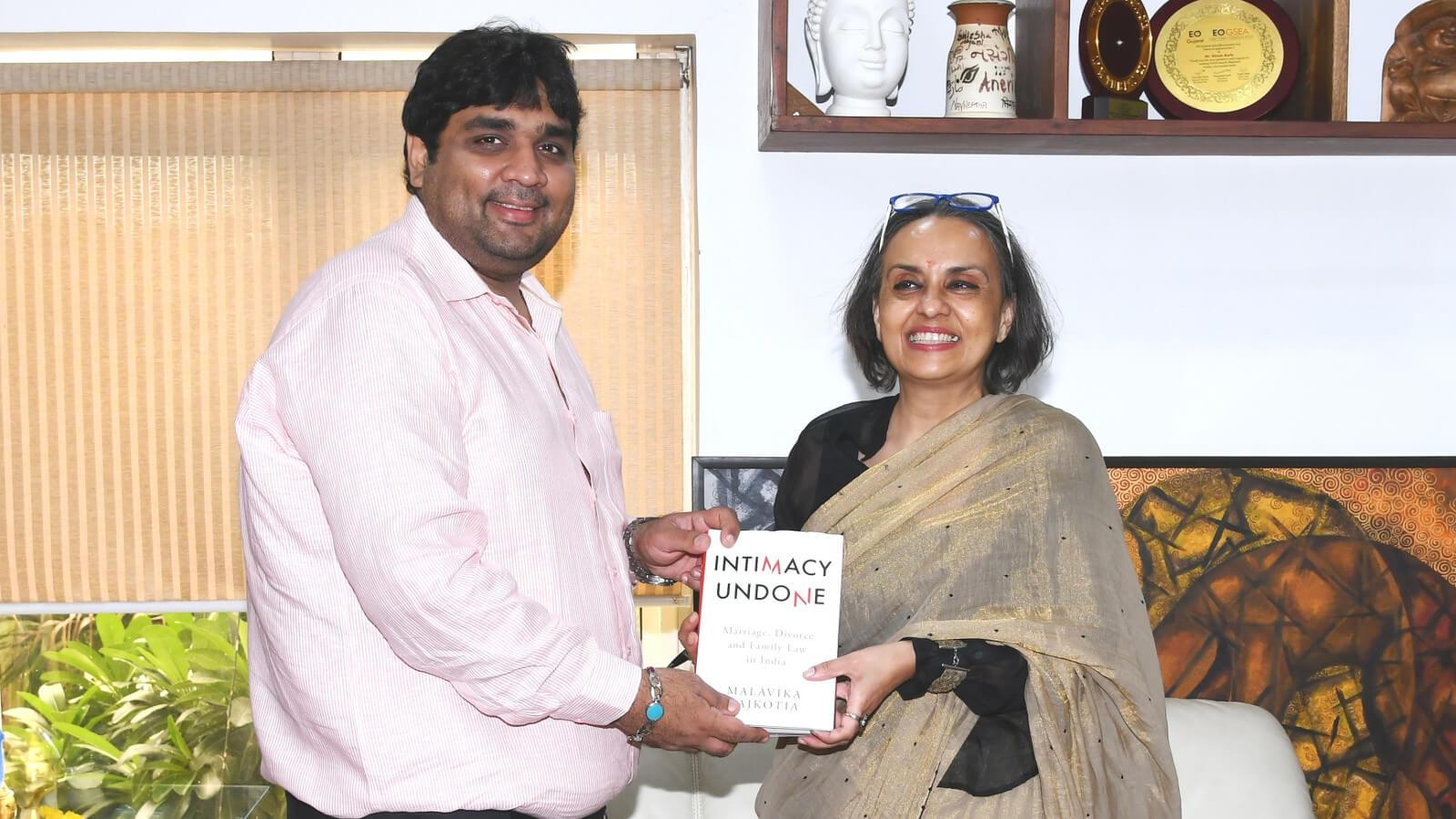 Advocate Ms. Malavika Rajkotia Image