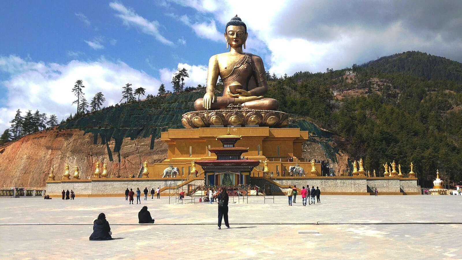 Bhutan trip by Animation Dept. Image