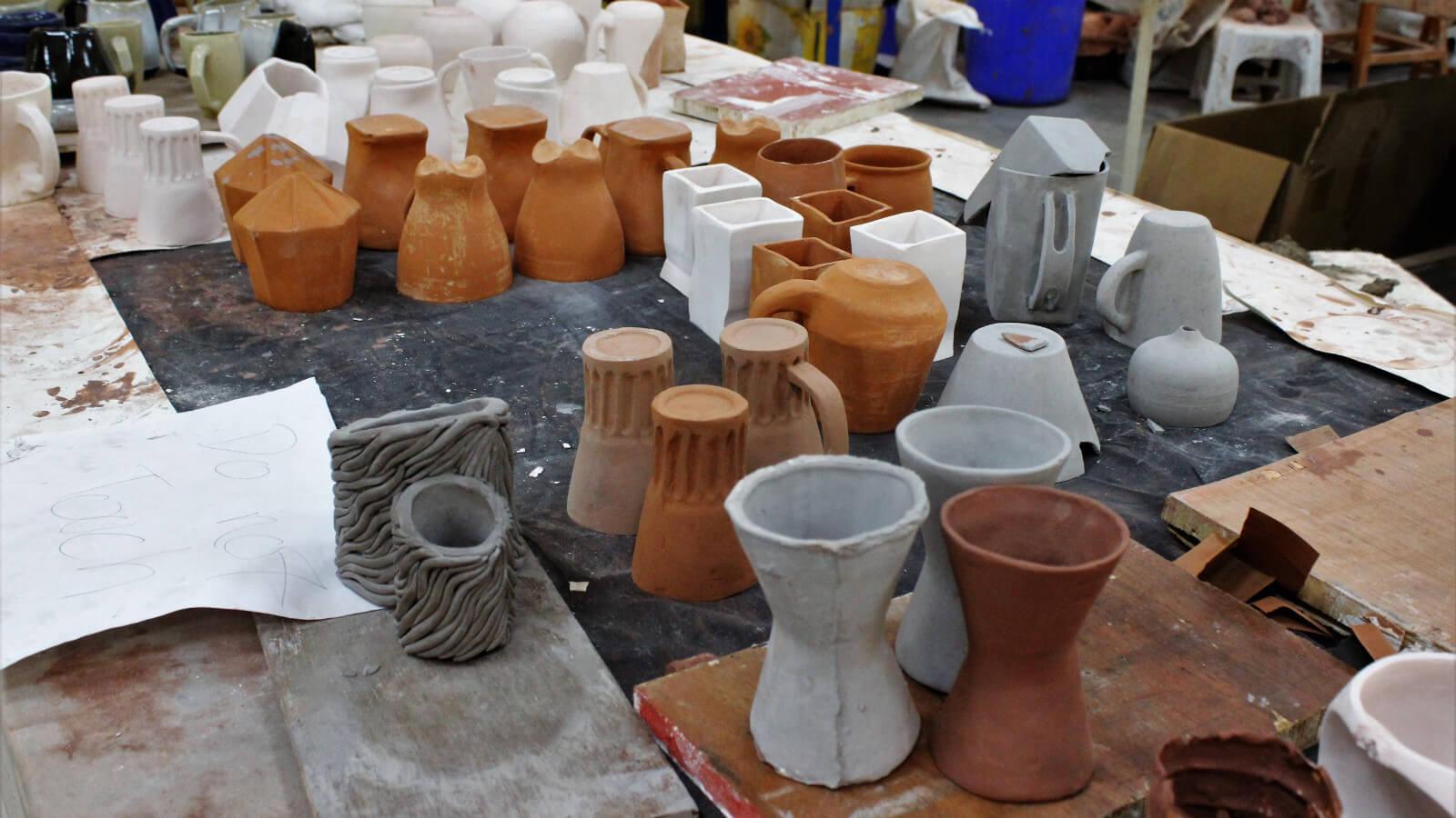 Ceramic Workshop Image