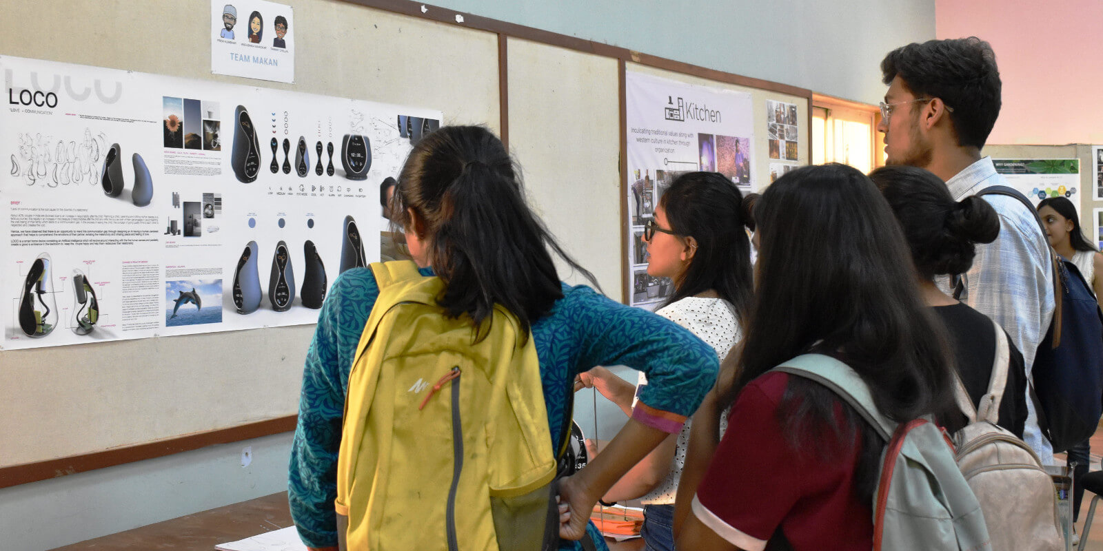 Exhibition on Advanced Design Project Image