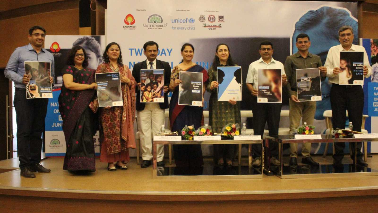 """Two-day National Seminar on """"Child Online Protection"""" Image"""