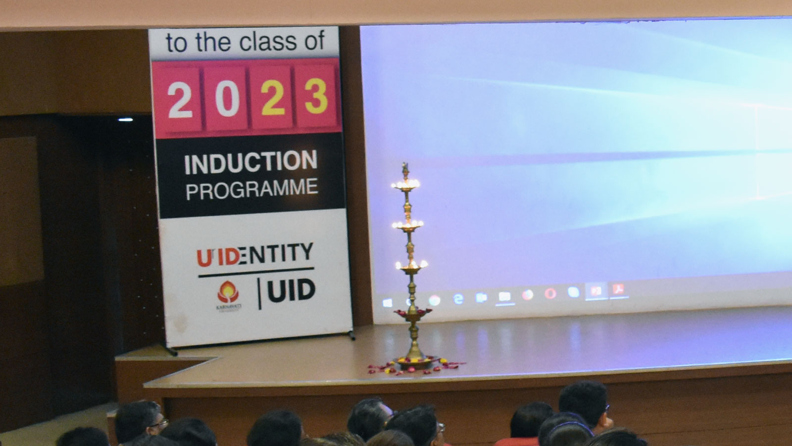 UID Induction Programme B.Des. Image