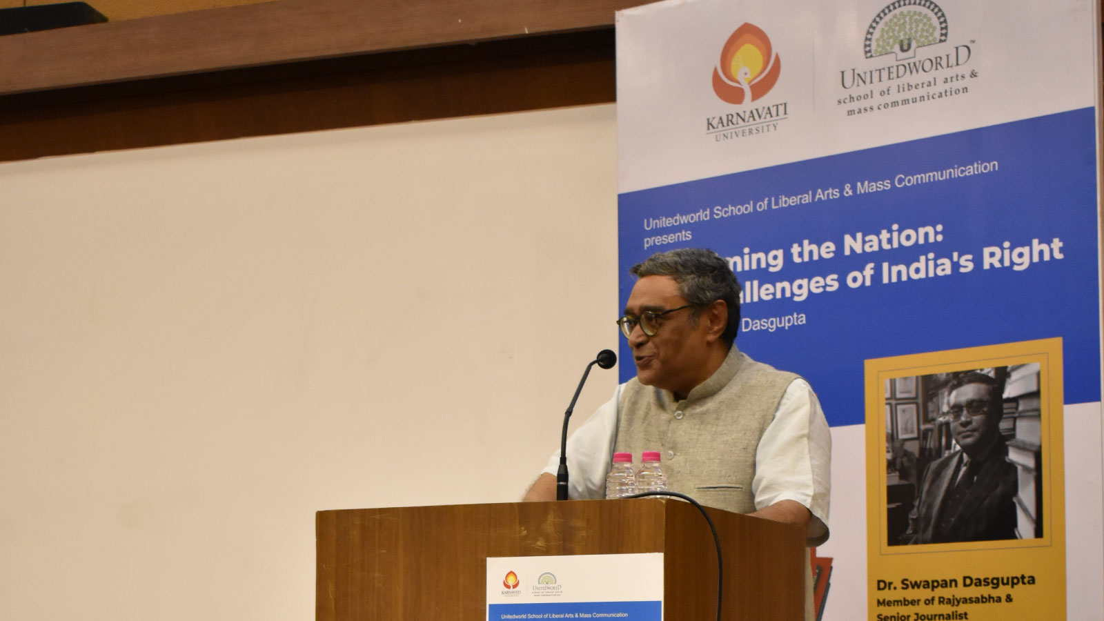 Dr. Swapan Dasgupta Image