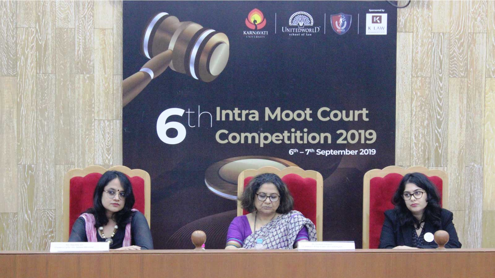 Intra Moot Court Competition 2019 Image