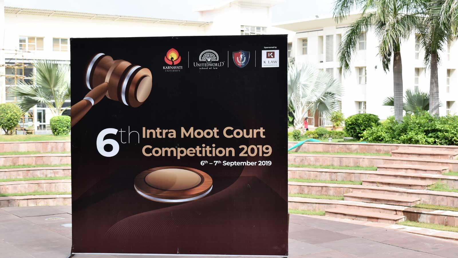 6th Intra Moot Competition Image