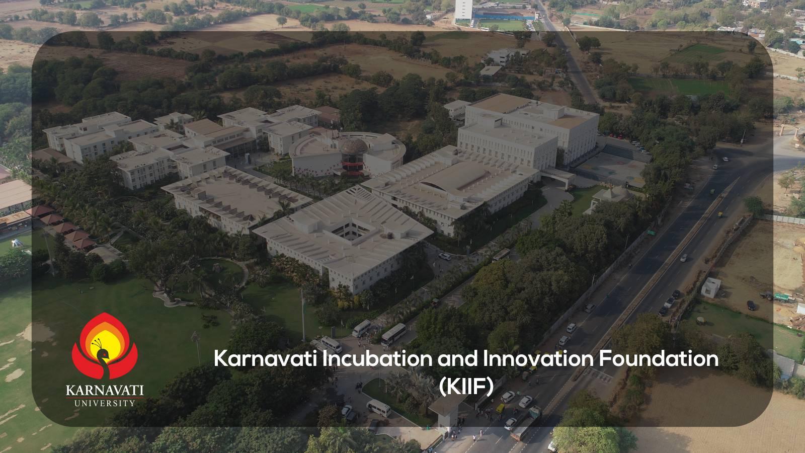 Karnavati Incubation and Innovation Foundation (KIIF) Image