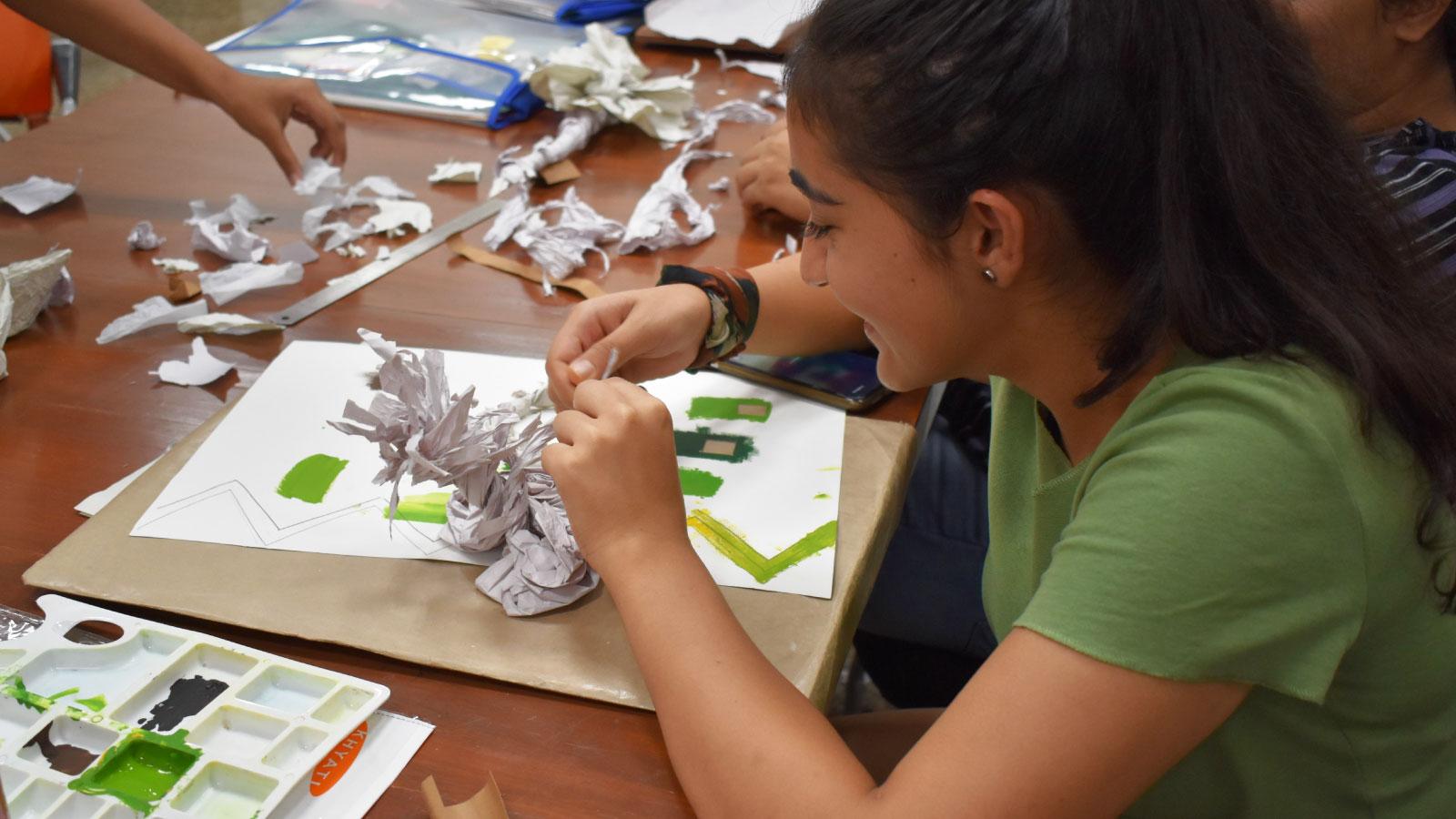 Paper Workshop: Foundation Dept. Image