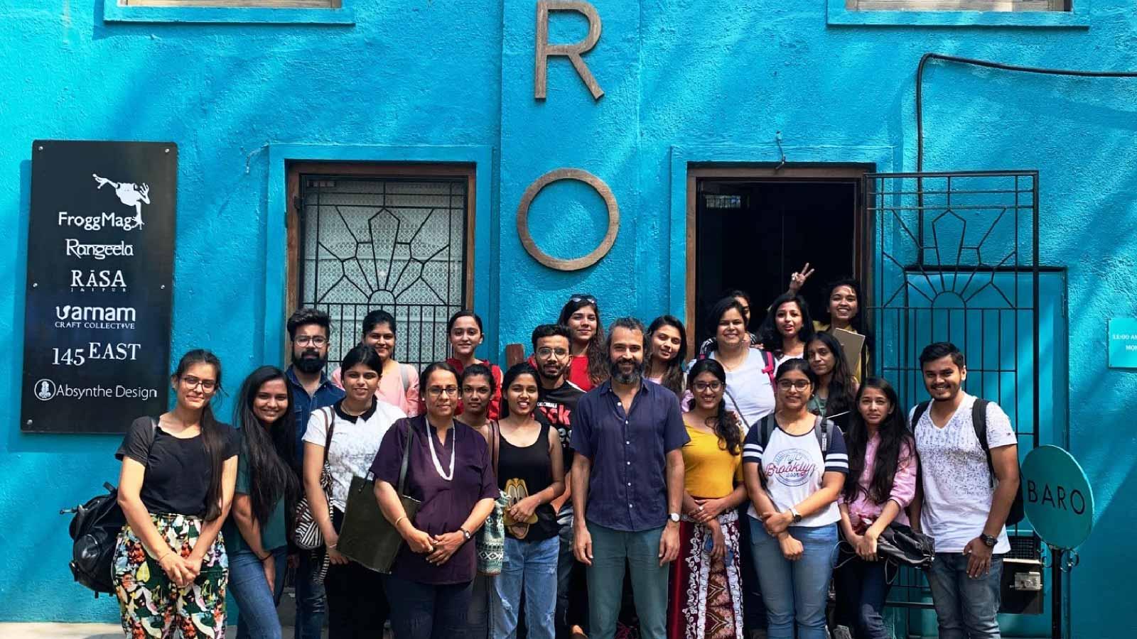 Mumbai Study Trip Image