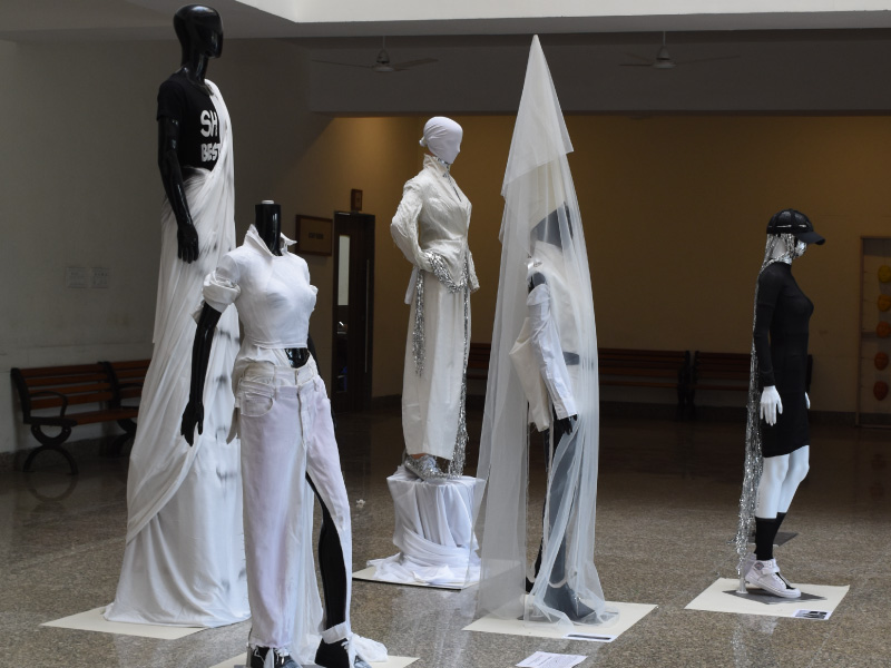 Fashion Installation by FS&C students Image