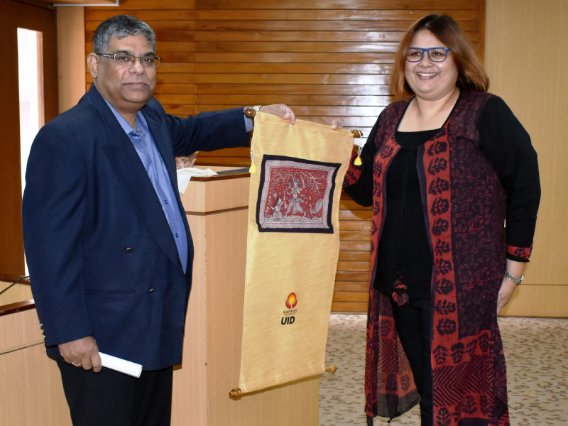 'I am a CMO' Session with Ms Sevantika Bhandari Image