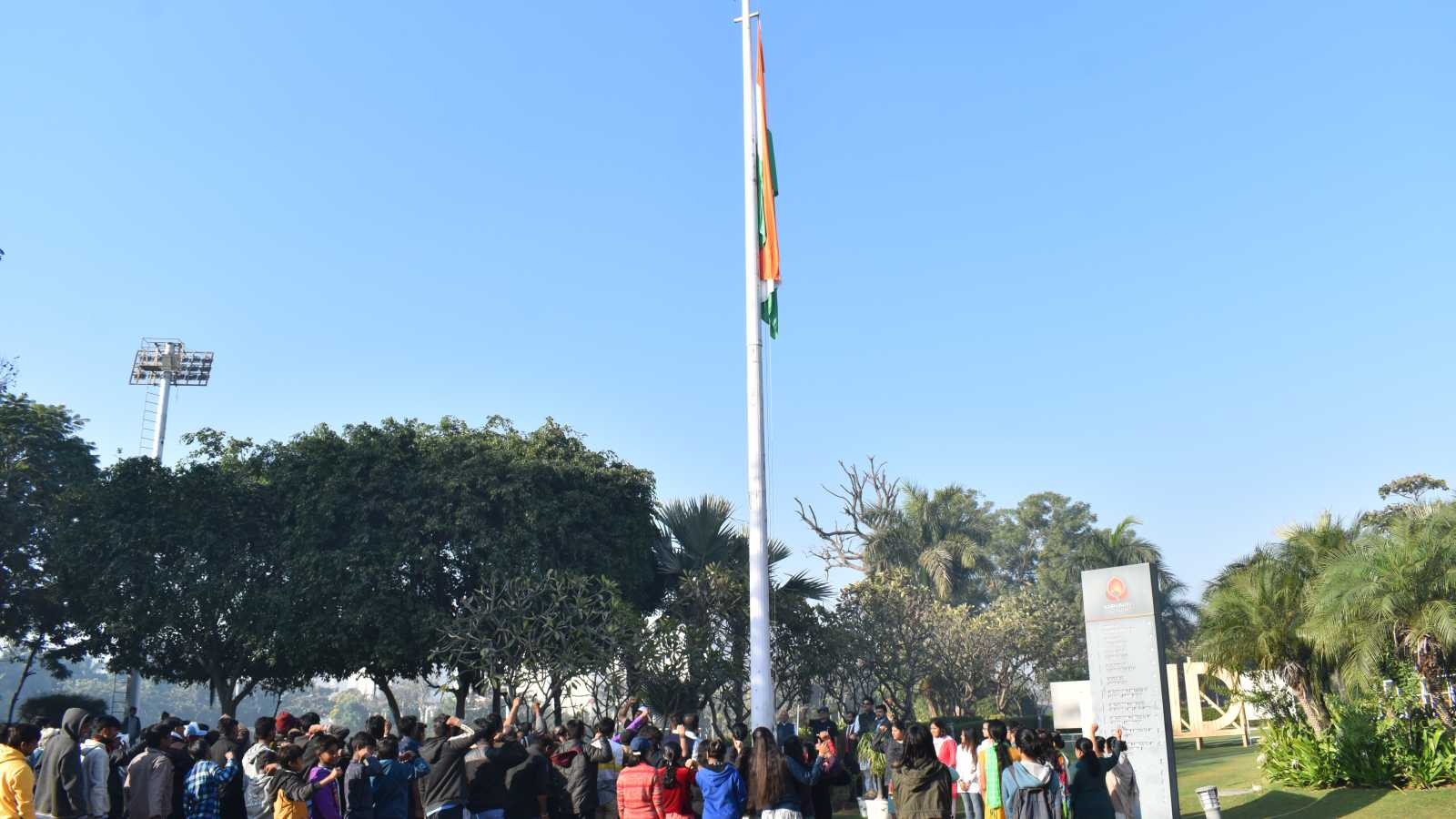71st Republic Day Image