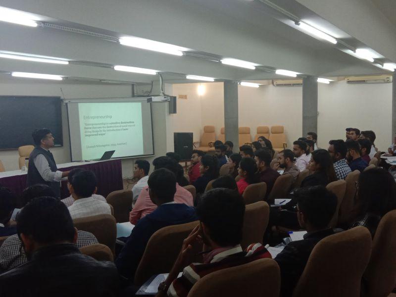 Entrepreneurship Immersion Programme - Karnavati University