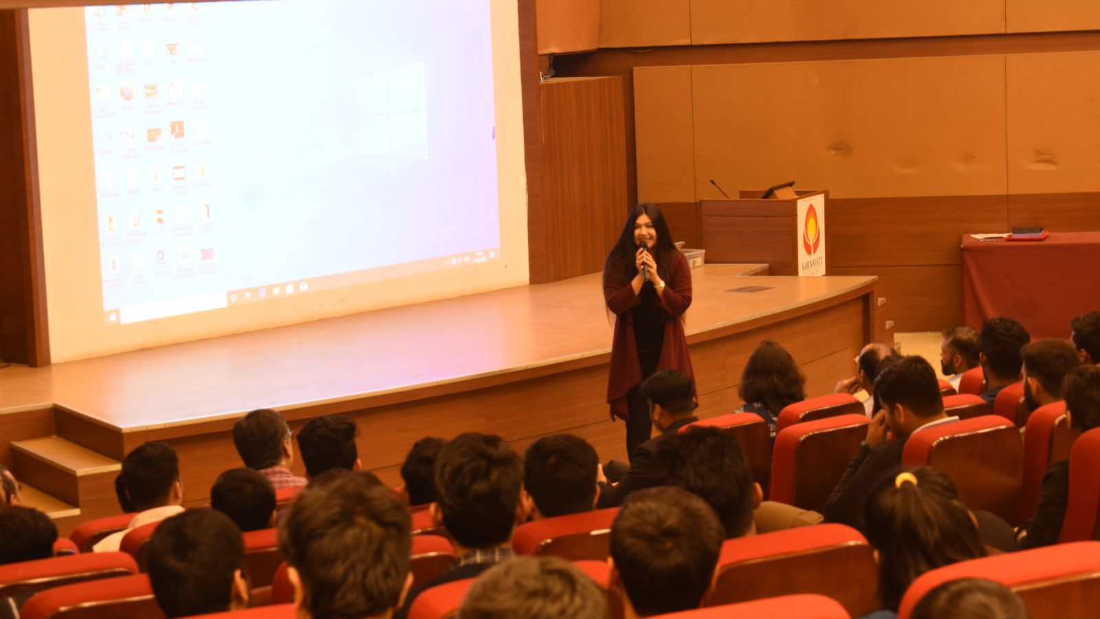 Guest Lecture with RJ Megha Image