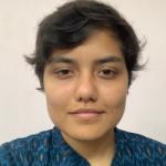 Aafreen Chaudhary - Student of Karnavati University
