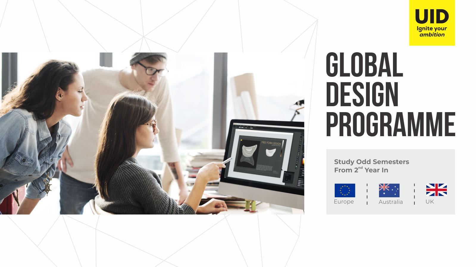 B.Des Global Design Programme Image
