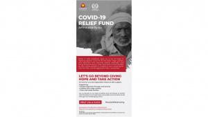 Karnavati University Arranged Relief Fund For COVID-19
