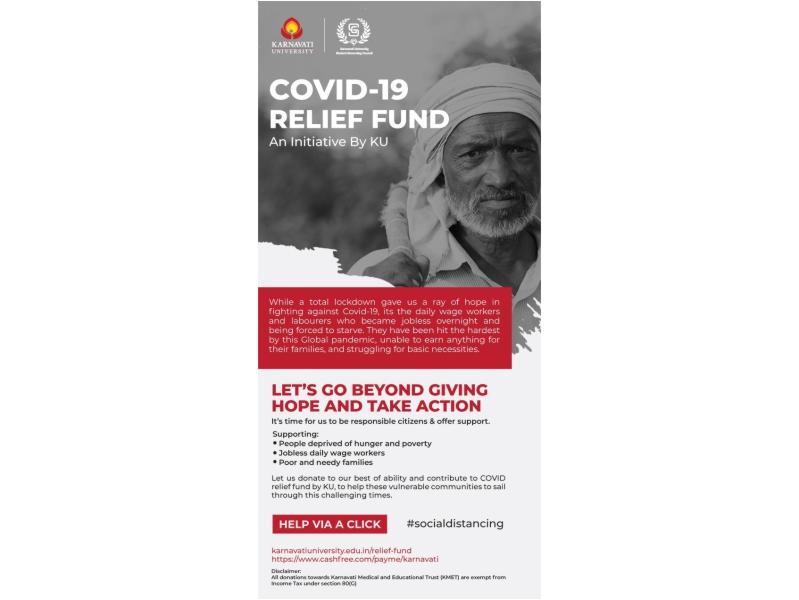 COVID-19 Relief Fund Image