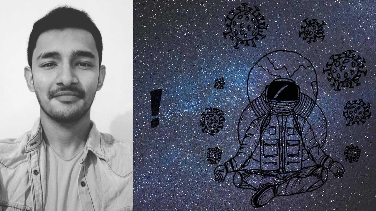 Dixit Chowdhary - Student of Karnavati University