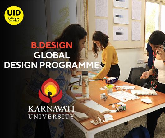 B. Des. Global Design Programme Image