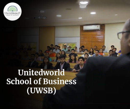 Unitedworld School of Business (UWSB) Image