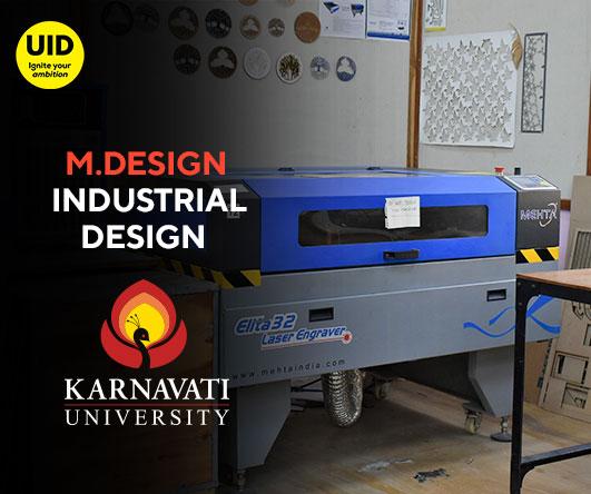 M.Design Industrial Design Image