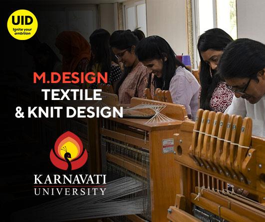 M.Design Textile & Knit Design Image