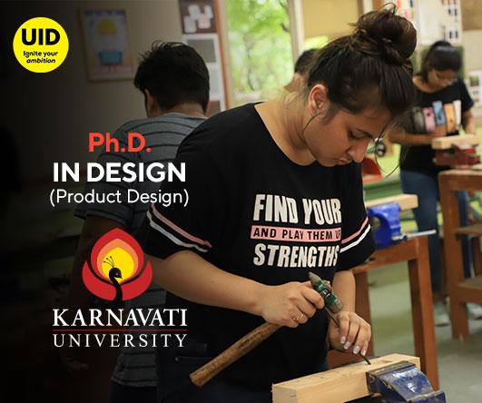 Ph.D. in Design (Product Design) Image