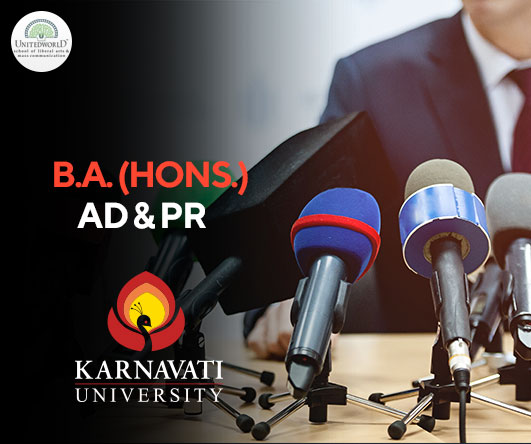 B.A. (Hons.) Ad & PR Image