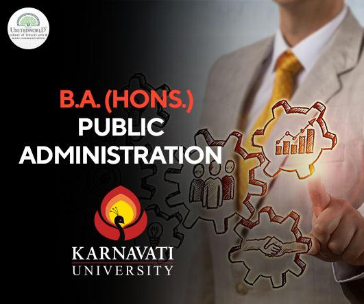 B.A. (Hons.) Public Administration Image