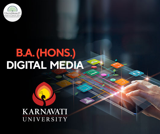 B.A. (Hons.) Digital Media Image
