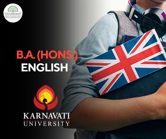 B.A. (Hons.) English Image