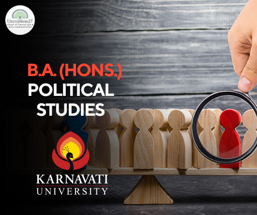 B.A. (Hons.) Political Studies Image