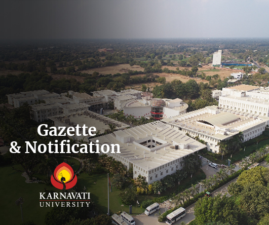 Gazette & Notification Image